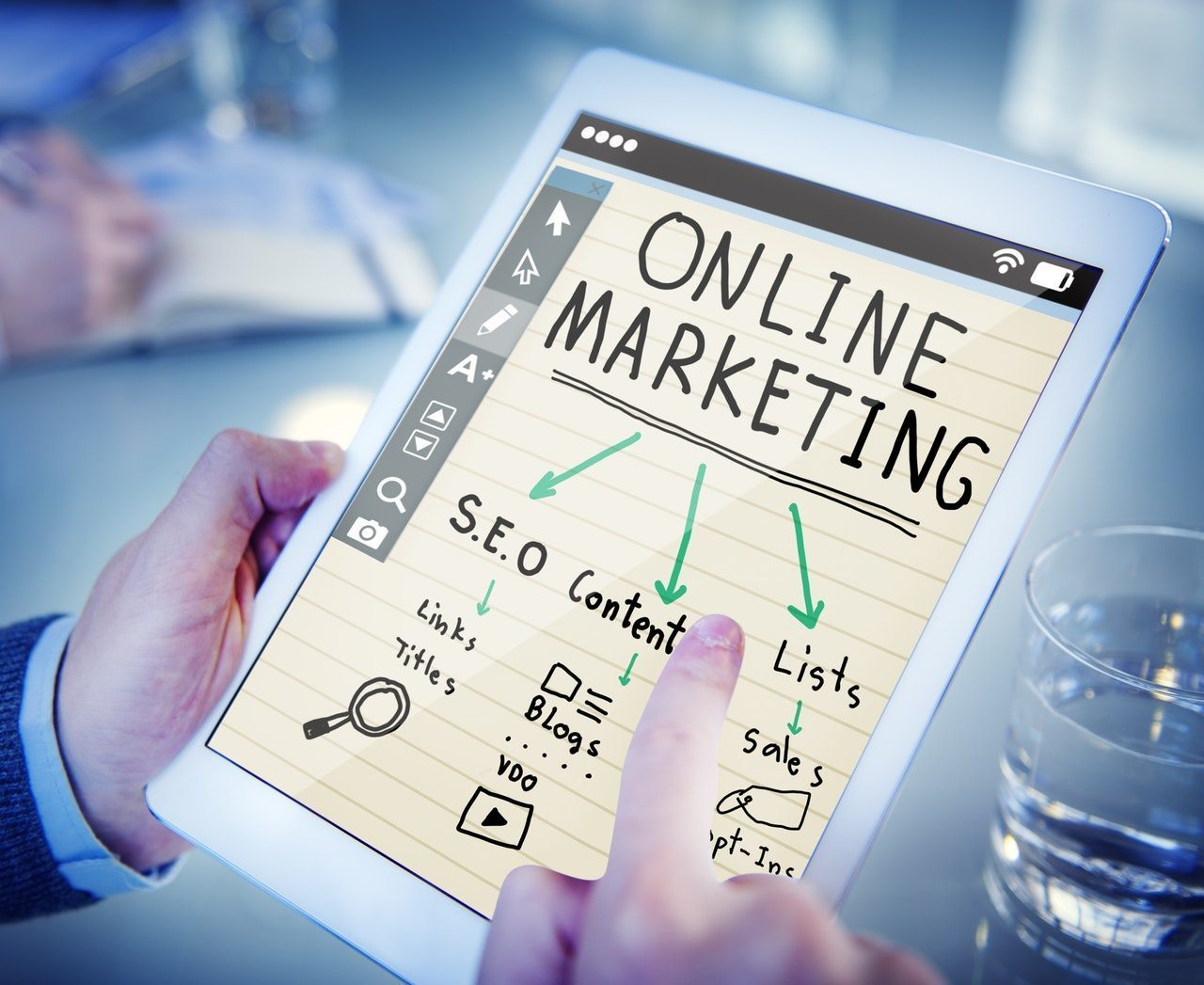 Advantages Of Online Marketing